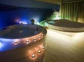 Hotel Seven Rooms, hotelli Milanossa lähellä lentokenttää Milanon Linate-lentokenttä - LIN