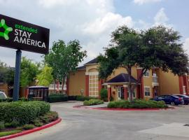 Extended Stay America - Houston - Med. Ctr. - NRG Park - Fannin St., hotel in Medical Center, Houston
