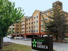 Extended Stay America Suites - Meadowlands - Rutherford, hotel near Teterboro - TEB, Rutherford