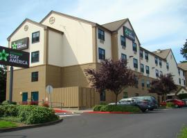 Extended Stay America - Seattle - Everett - North, hotel near Snohomish County Airport - PAE, Everett