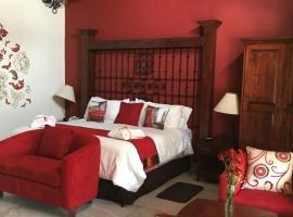 Hotel Casa Don Quijote, hotel en San Miguel de Allende