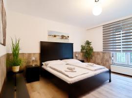 Manu Apartment, pet-friendly hotel in Vienna