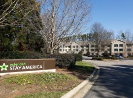Extended Stay America Suites - Raleigh - Midtown, hotel in Raleigh