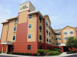 Extended Stay America - Elizabeth - Newark Airport, hotel near Newark Liberty International Airport - EWR, Elizabeth