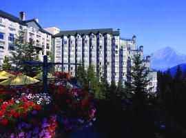 Rimrock Resort Hotel, hotel in Banff