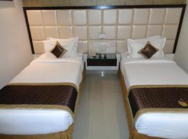 The AVR Hotels & Banquets, hotel in Patna