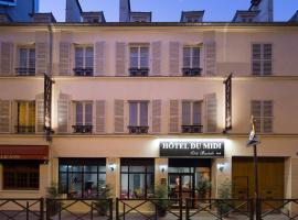 Hôtel Du Midi Gare de Lyon, hotel near Paris-Gare-de-Lyon, Paris