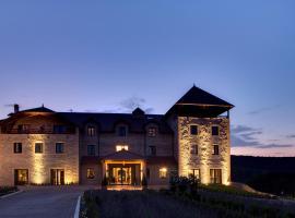 Domaine de la Klauss, hôtel à Montenach
