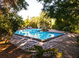 Etna Botanic Garden, hotel a Mascalucia