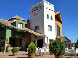 Zerbinetta, hotel in Dílar