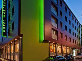 Hotel Wartburg, hotel near Market Hall Stuttgart, Stuttgart