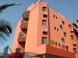Hotel Ile Maurice, hotel in Abidjan