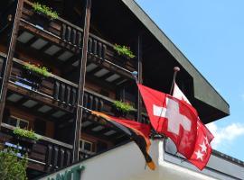 Blümlisalp, hotel in Kandersteg