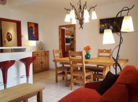Duplex Les Périades 18, hôtel à Saint-Gervais-les-Bains près de: Thermes de Saint-Gervais