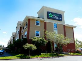 Extended Stay America - Seattle - Northgate, hotel in Seattle
