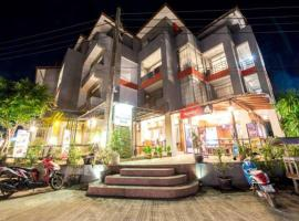 Lanta Nice Beach House, serviced apartment in Ko Lanta