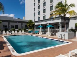 Hampton Inn Ft. Lauderdale/Downtown Las Olas Area, hotel in Fort Lauderdale