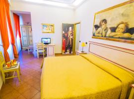 Hotel Vasari, hotel in Fortezza da Basso, Florence