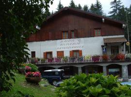 Albergo La Genzianella, отель в городе Белладжо