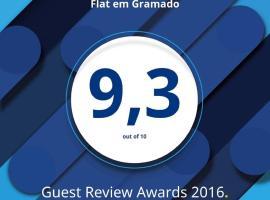 Flat em Gramado, serviced apartment in Gramado