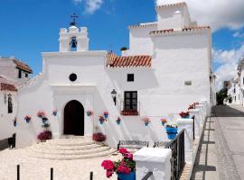 La Casa de la Iglesia, inn in Mijas