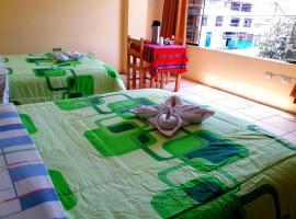 Hostal Sol Imperial, hostel in Cusco