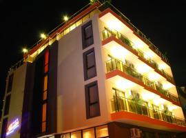 Hotel Rusalka, отель в Китене