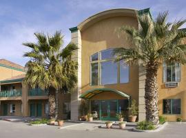 Pavilion Inn, hotel in San Jose