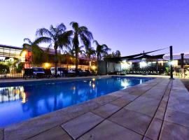 Diplomat Motel Alice Springs, motel in Alice Springs