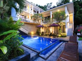 Dewi Villa, hotel in Padangbai