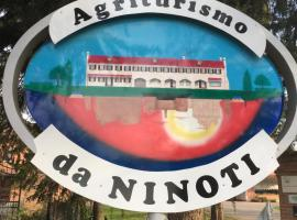 Agriturismo Da Ninoti, hotel near Treviso Airport - TSF,