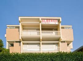 Albergo Nyers, hotel a Perugia