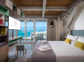 Infinity City Boutique Hotel, hotel near Heraklion International Airport - HER,