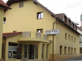 Hotel Opara, hotel v Trebnjem