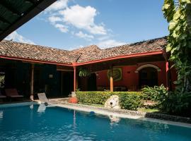Hotel Casa del Consulado, hotel in Granada