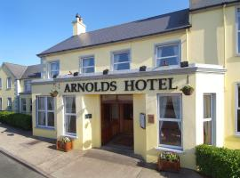 Arnolds Hotel & Riding Stables, hotel near Dunfanaghy Golf Club, Dunfanaghy