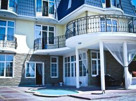 Guest House SunCity, отель в Дагомысе