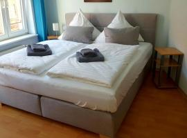 Pension Apostel, guest house in Wismar