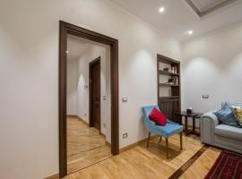 900 Apartments, hotel near Villa Borghese, Rome