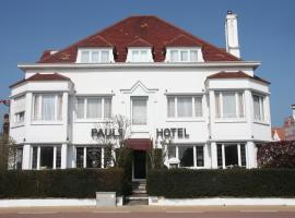 Pauls Hotel, hotel in Knokke-Heist