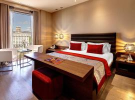 Olivia Plaza Hotel, boutique hotel in Barcelona