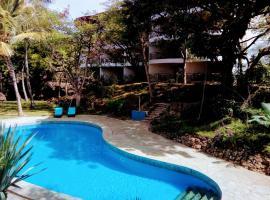 Silver Rock Hotel, hotel a Malindi