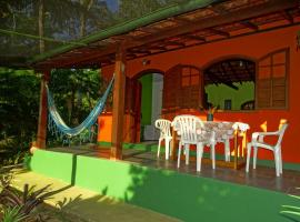 Pousada Mar de Sonhos, hotel near Manguaraquissaba Beach, Praia de Araçatiba