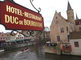 Hotel Duc De Bourgogne, hotel dicht bij: Damme Golf & Country Club, Brugge