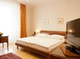 Hotel Kaiserin Elisabeth, hotel en Viena