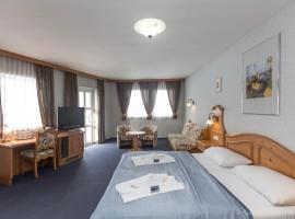 Aquamarina Hotel โรงแรมในบูดาเปสต์