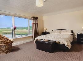 The Fanad Lodge B&B, hotel near Portsalon Golf Club, Kindrum