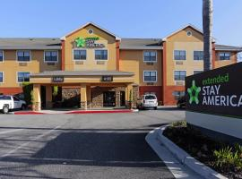 Extended Stay America - Los Angeles - Long Beach Airport, hotel in Long Beach