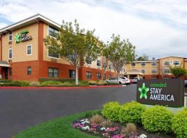 Extended Stay America - Santa Barbara - Calle Real, hotel in Santa Barbara