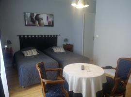 Hostellerie le Clos du Cher, hôtel à Noyers-sur-Cher près de: ZooParc de Beauval